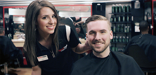 Sport Clips Haircuts of Chicago - West Lakeview  Haircuts