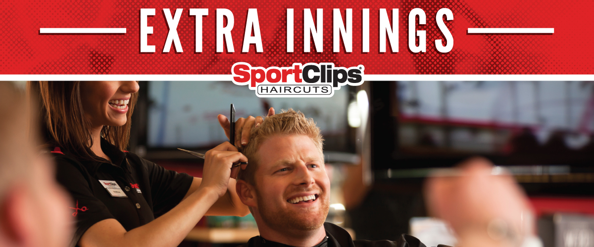 The Sport Clips Haircuts of Chicago - West Lakeview  Extra Innings Offerings